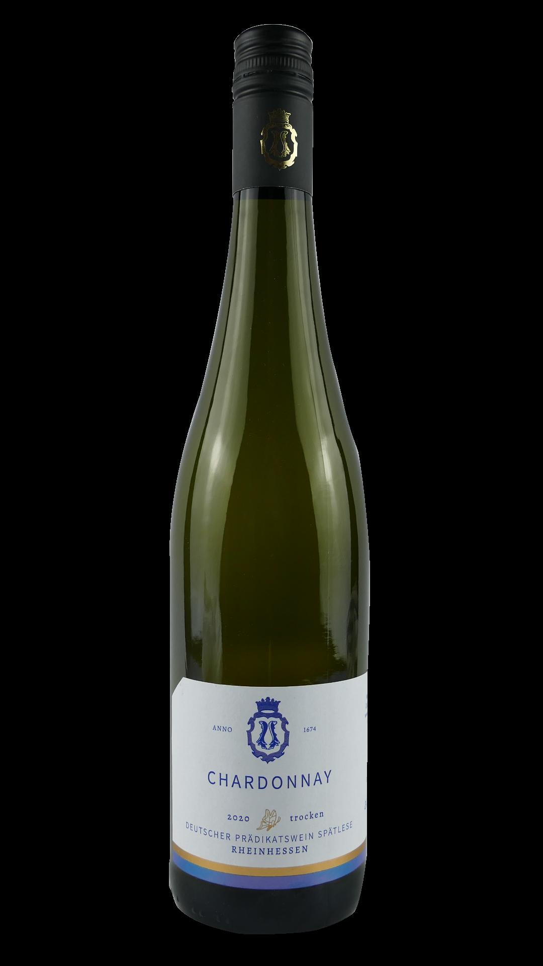 2020 Chardonnay BIO tr., Spätlese
