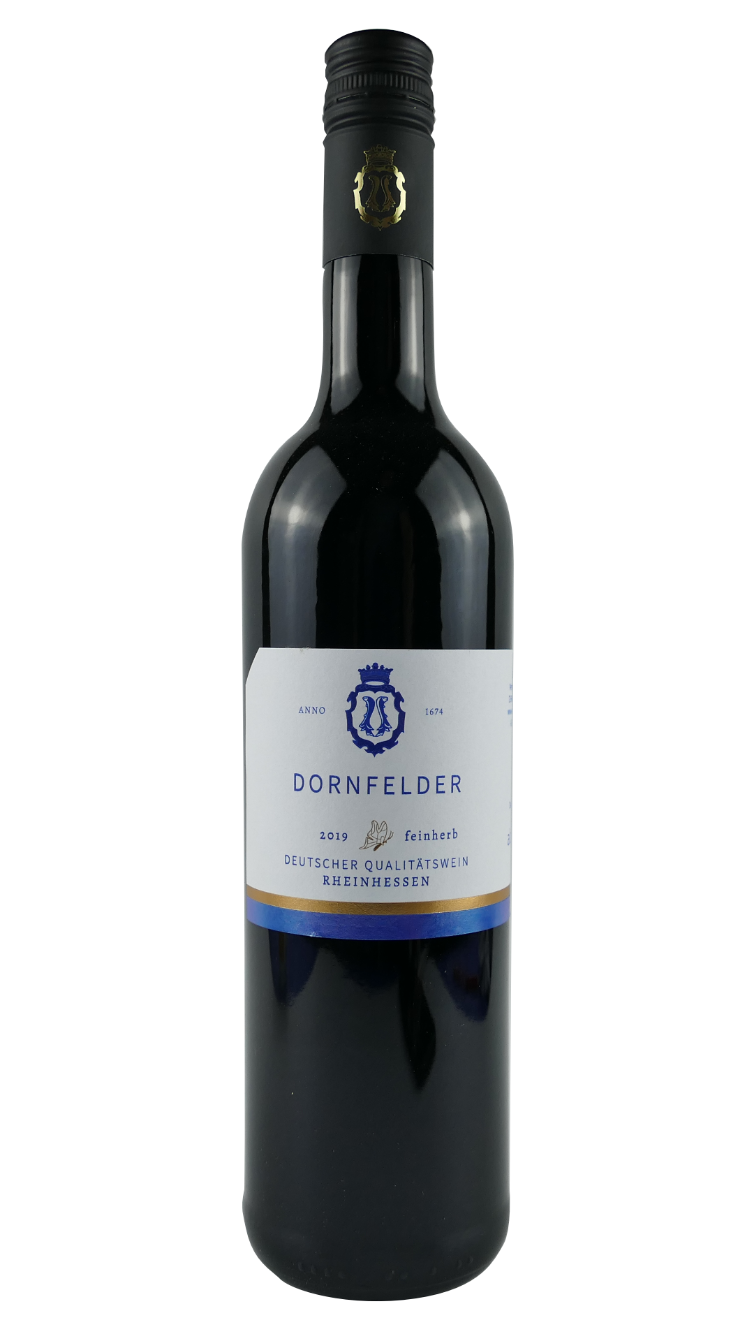 2019 Dornfelder BIO fh.