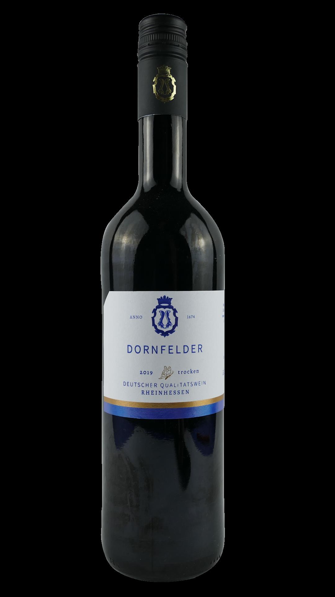 2019 Dornfelder Bio tr.