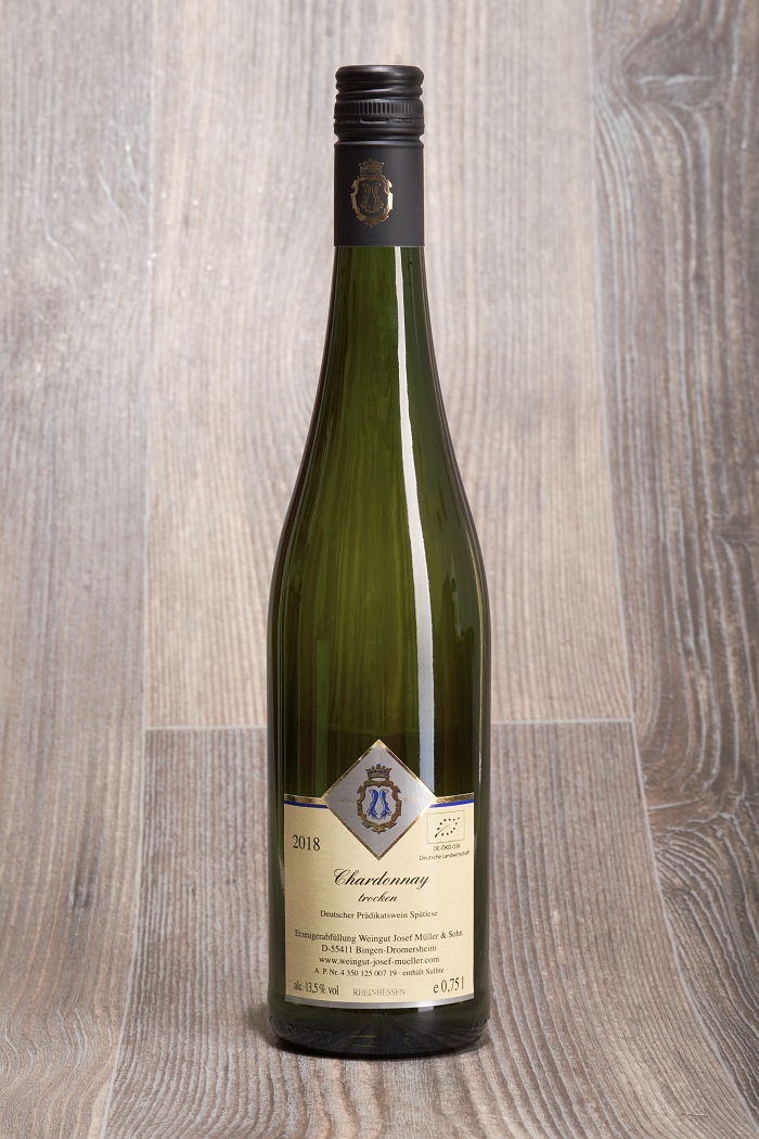 2018 Chardonnay BIO tr.